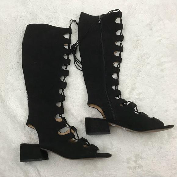 62e6f17849f8 Franco Sarto Trystin Gladiator Sandals